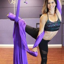 """<a href=""""http://sf.racked.com/archives/2014/08/13/arielle-rabier-hottest-trainer.php"""">Arielle Rabier</a>; photo by Arlene Watson"""