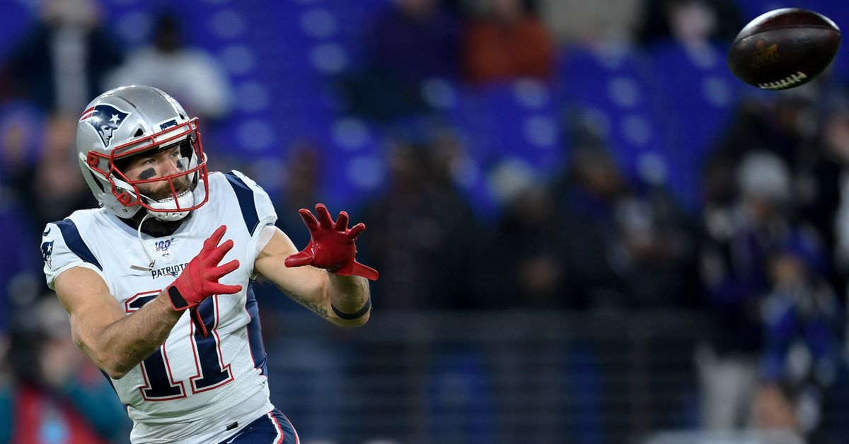 Julian Edelman expected back for offseason program after reportedly undergoing shoulder surgery