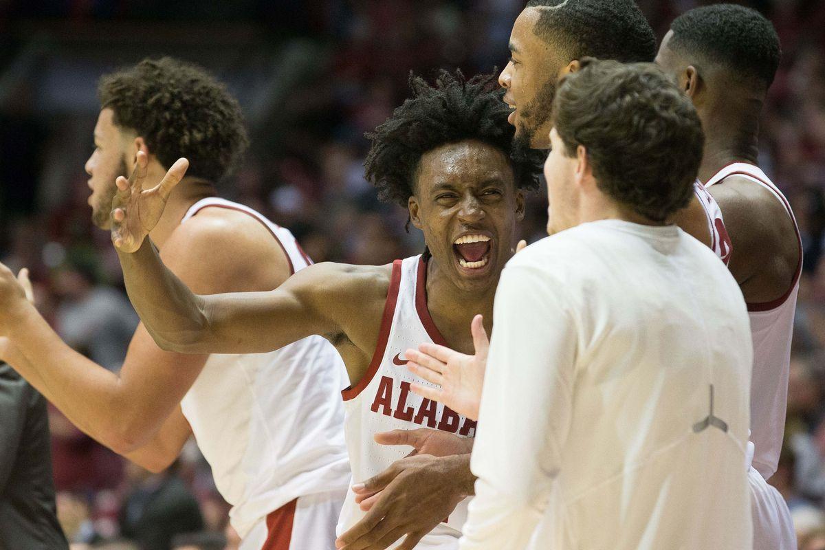 NCAA Basketball: Lipscomb at Alabama