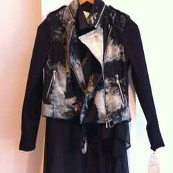 1020 by Nicole leather jacket