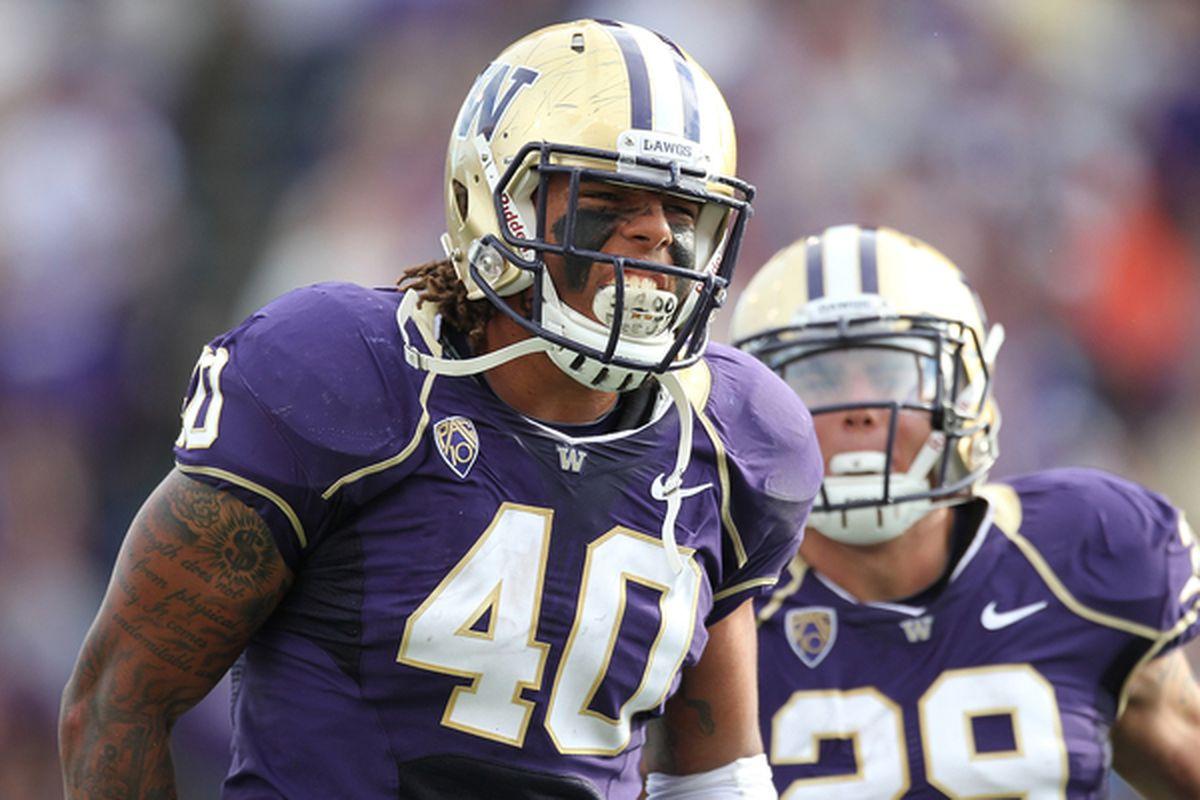new product f3b94 63434 Mason Foster NFL Draft Scouting Report - SBNation.com