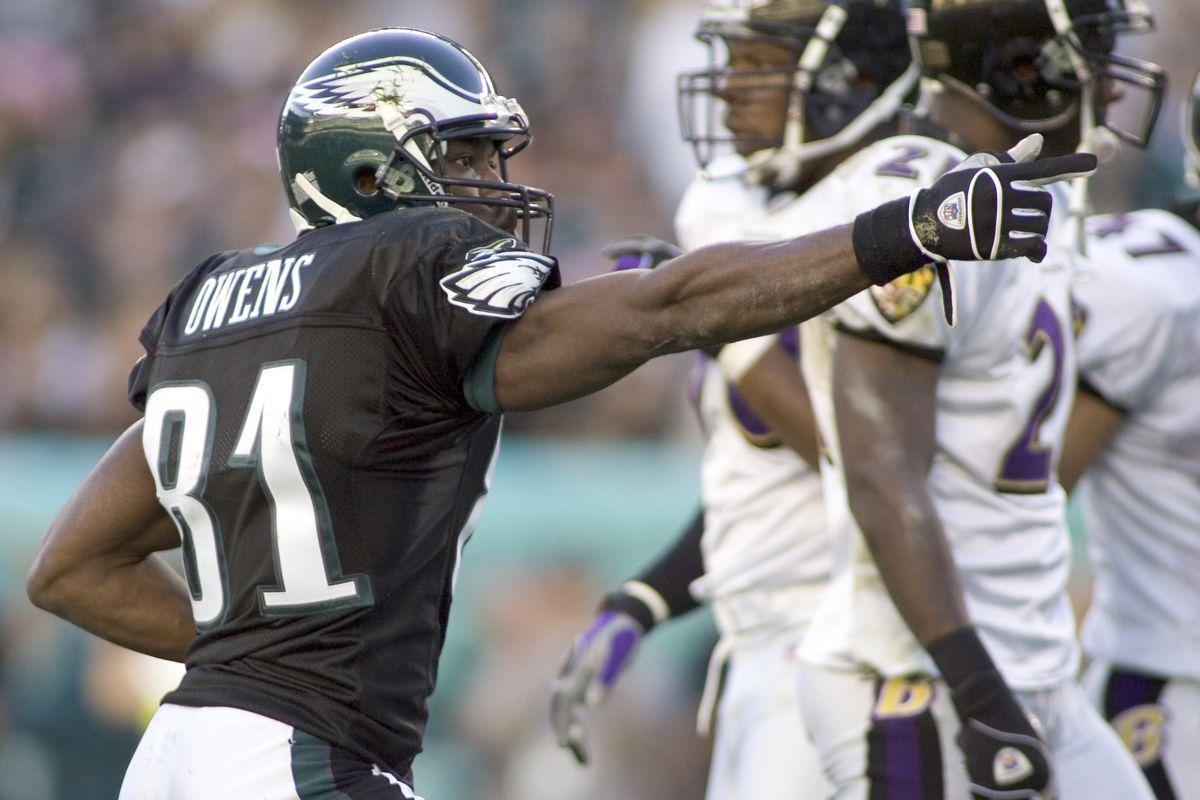 Baltimore Ravens v Philadelphia Eagles