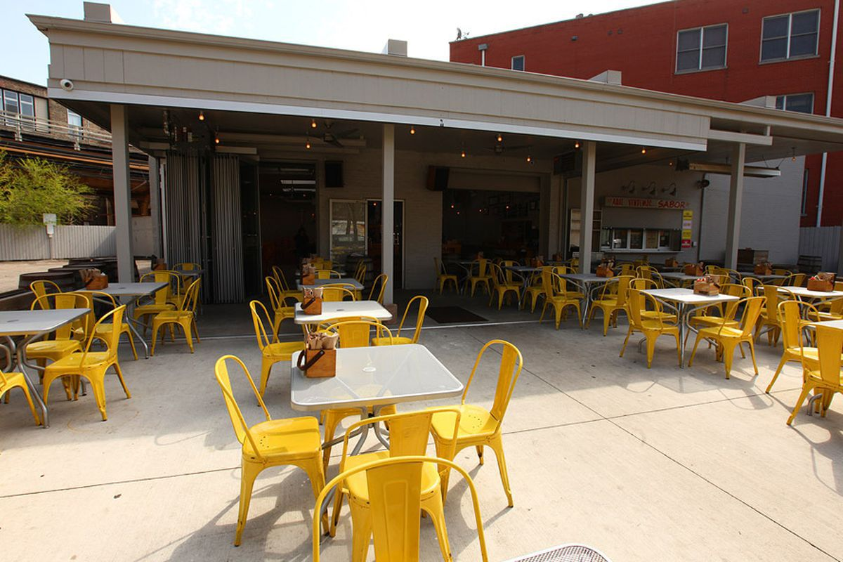 The 20 Essential Outdoor Dining Spots In Chicago Eater Chicago