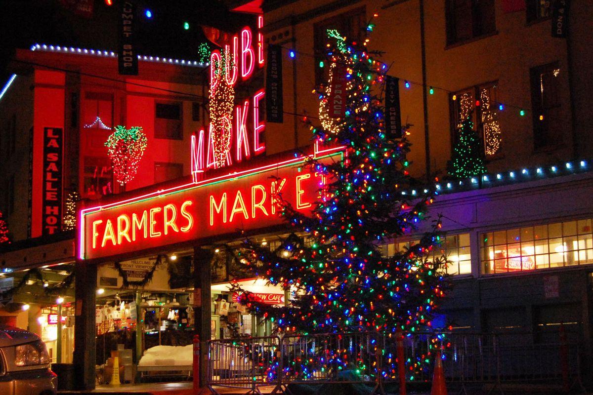 Seattle Christmas.Sonicsrising S Christmas Wish Sonics Rising