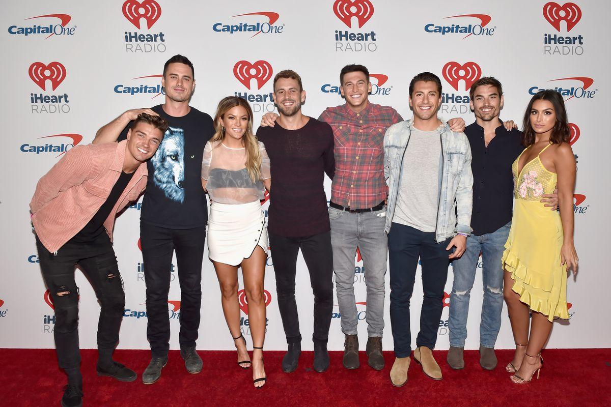2018 iHeartRadio Music Festival - Night 1 - Press Room