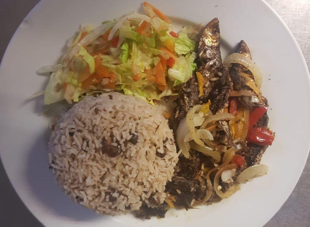 Best Caribbean fish frys in London: Caribbean Hand