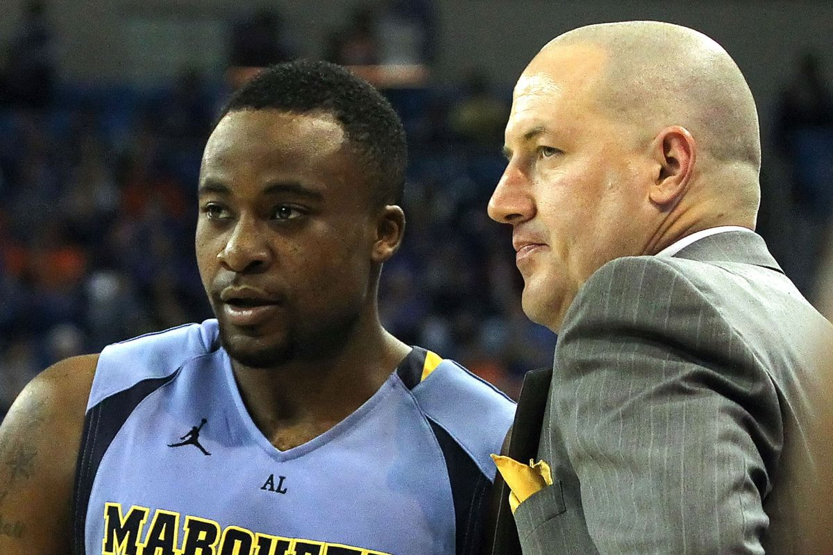 I think it's a safe bet that Buzz Williams has told his players all about Rashawn King's path to D1 hoops.