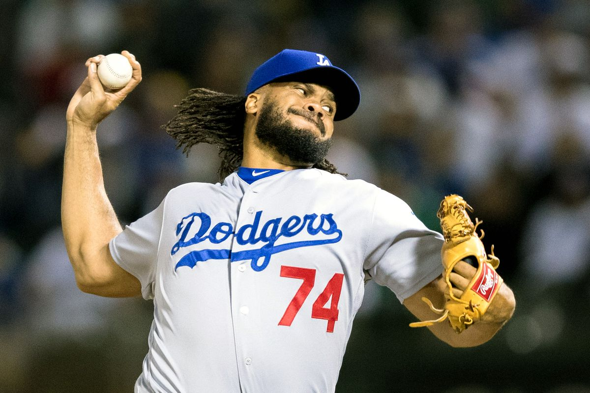 938a8f69636 Kenley Jansen should miss weekend series in Colorado - True Blue LA