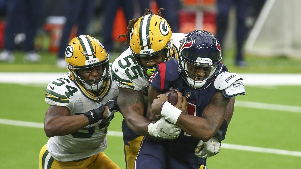 NFL: Green Bay Packers at Houston Texans