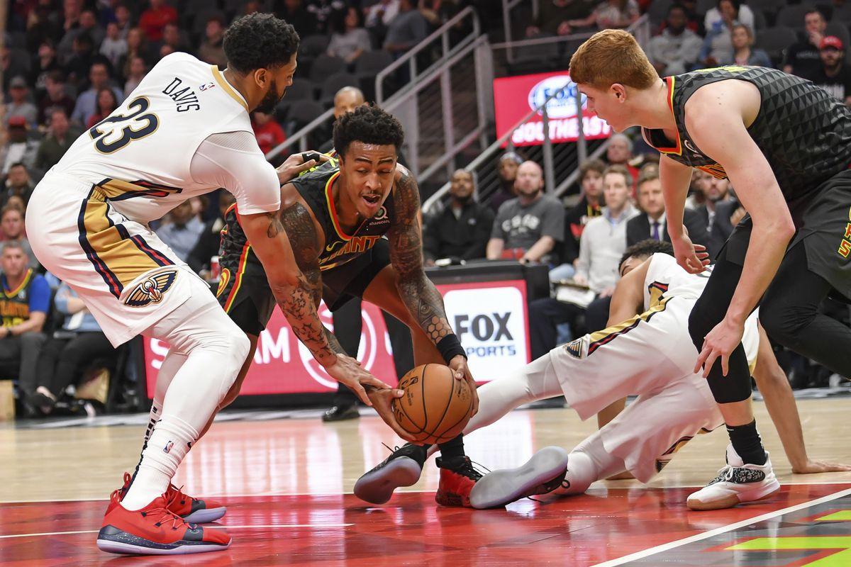 Game Thread: Atlanta Hawks vs. New Orleans Pelicans