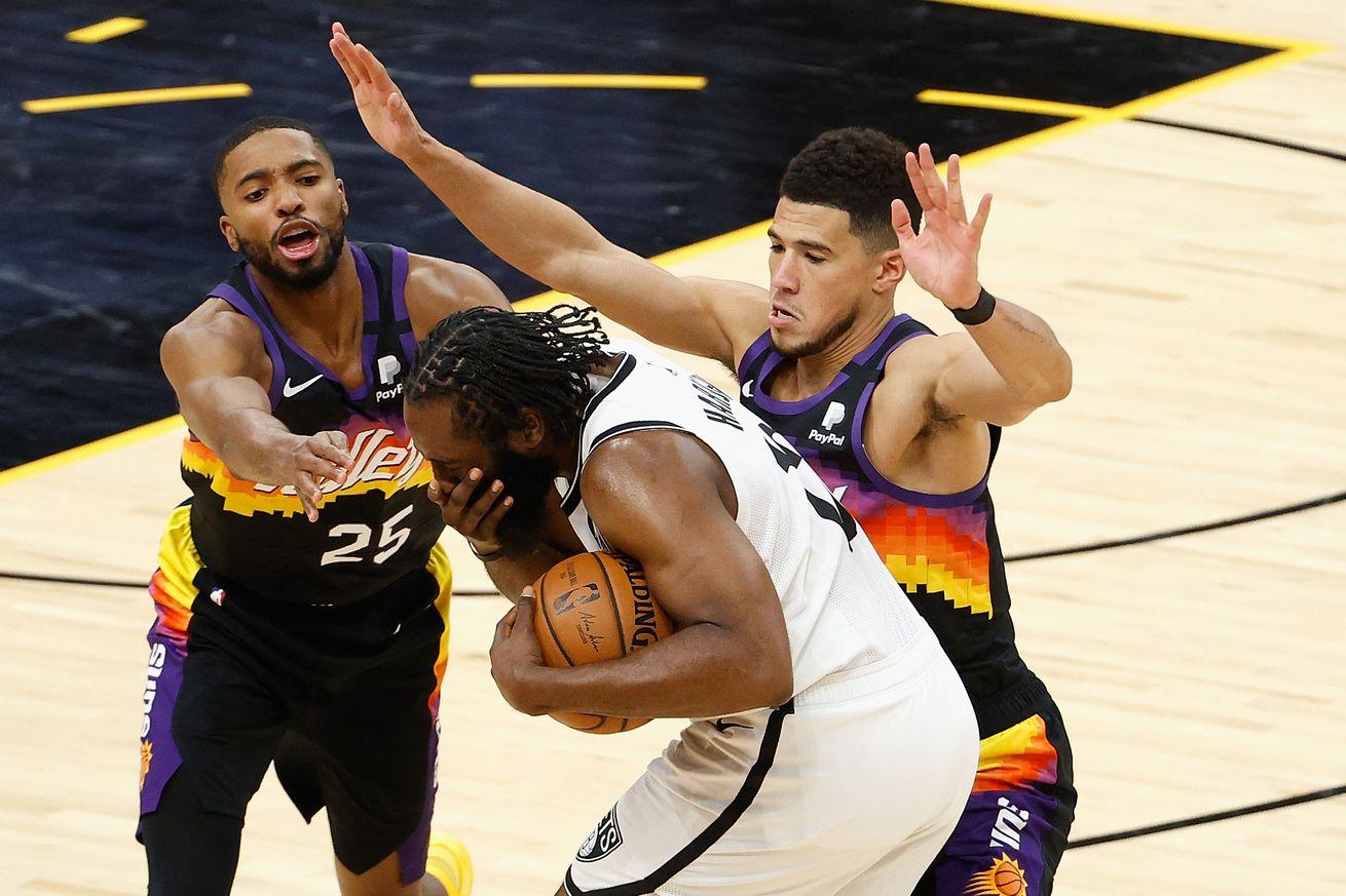 Brooklyn Nets v Phoenix Suns