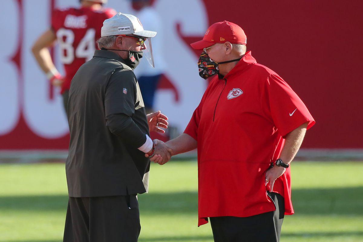 NFL: NOV 29 Chiefs at Buccaneers