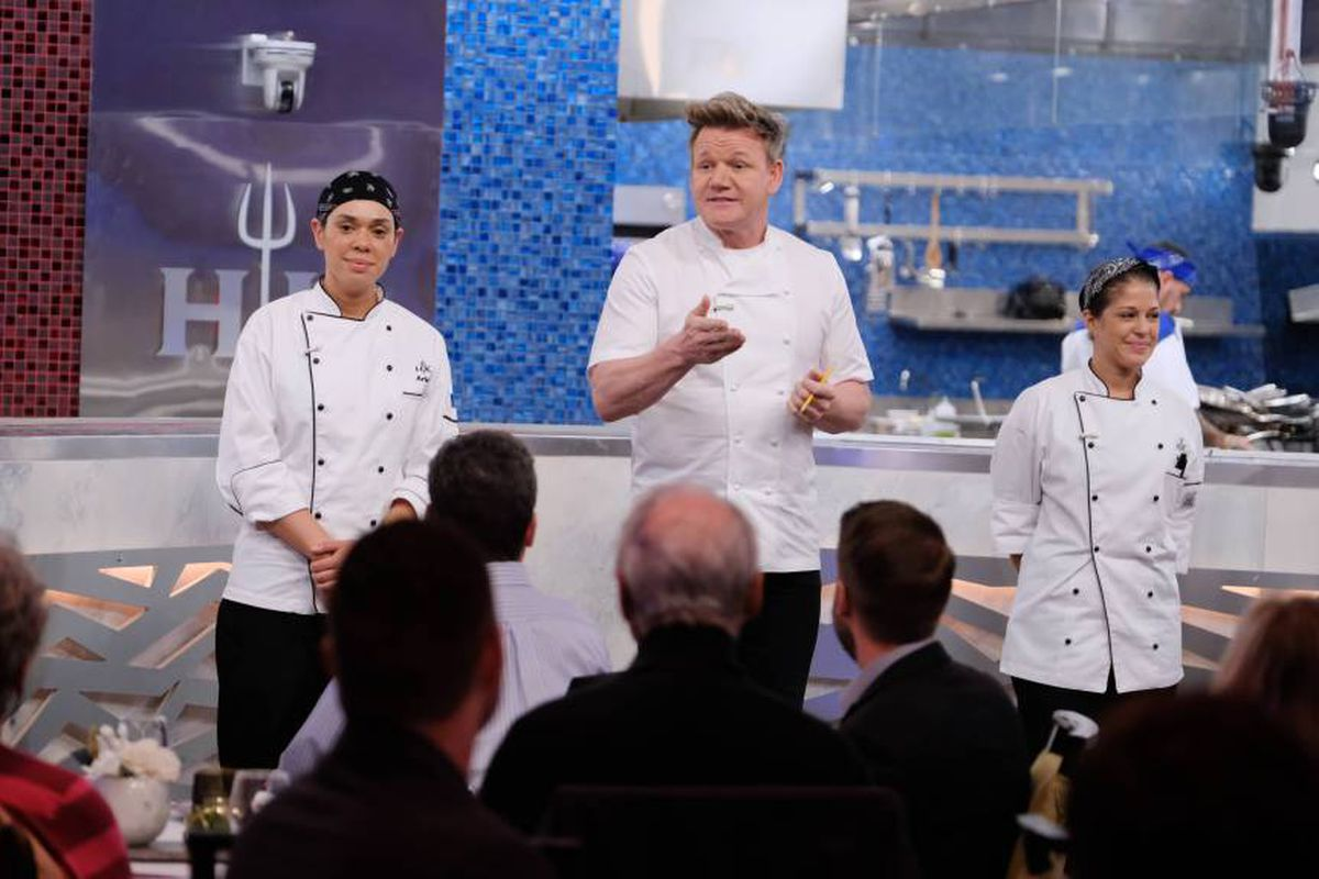 Awe Inspiring Who Won Hells Kitchen And The Head Chef Job In Las Vegas Beutiful Home Inspiration Semekurdistantinfo