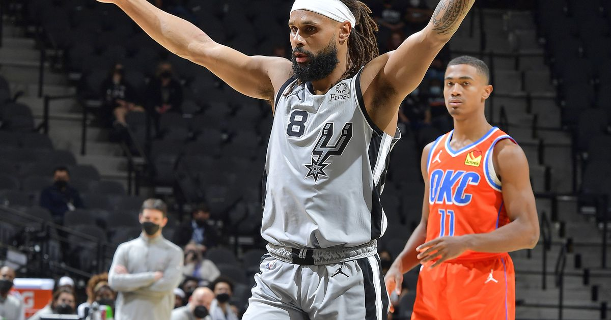Patty Mills passed J. R. Smith in made 3-pointers off the bench