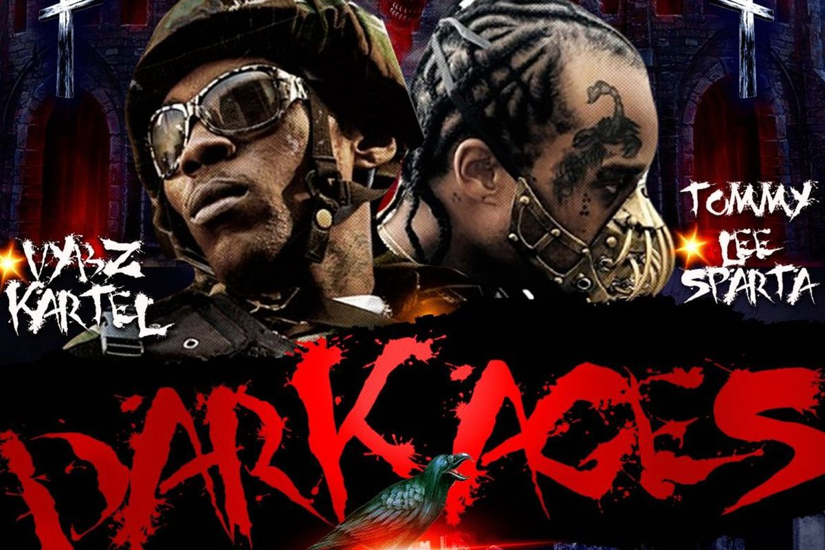 Vybz Kartel and Tommy Lee Sparta