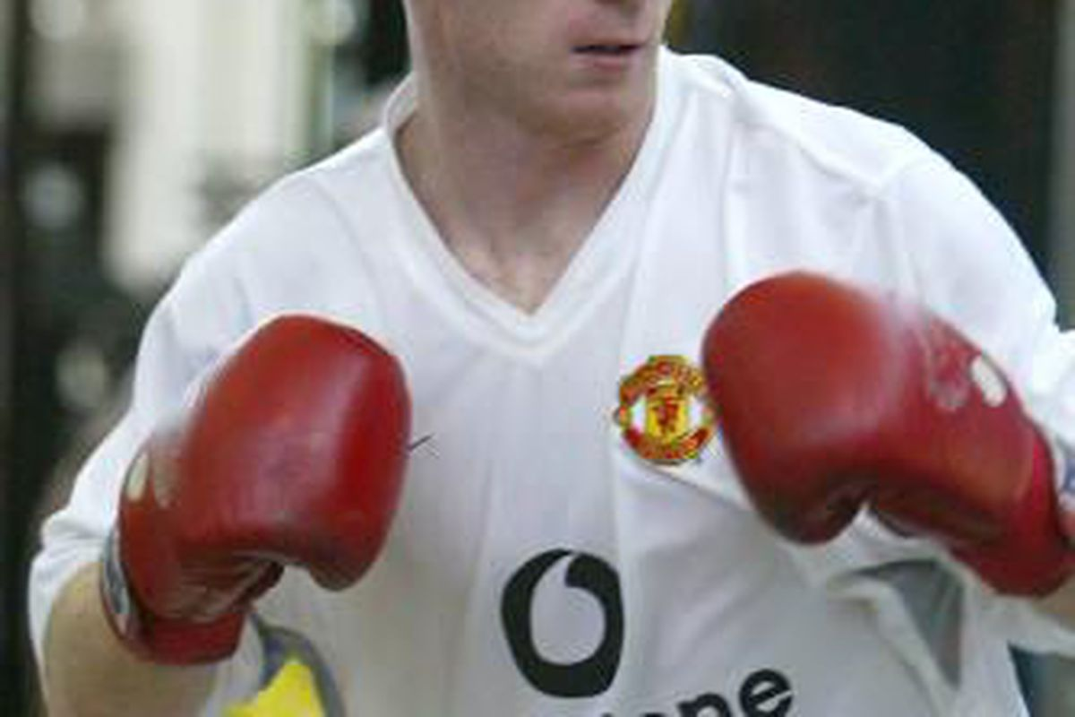 Back for one more season Scholesy is looking to knockout the competition