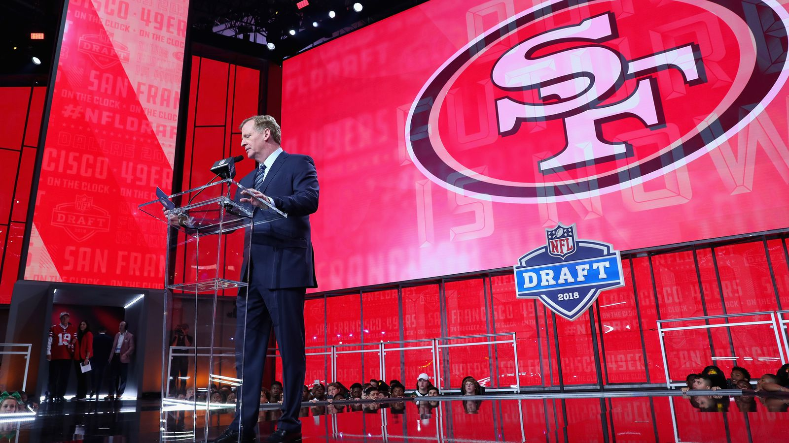 Avoiding picking at No. 2 makes a lot of sense for the 49ers