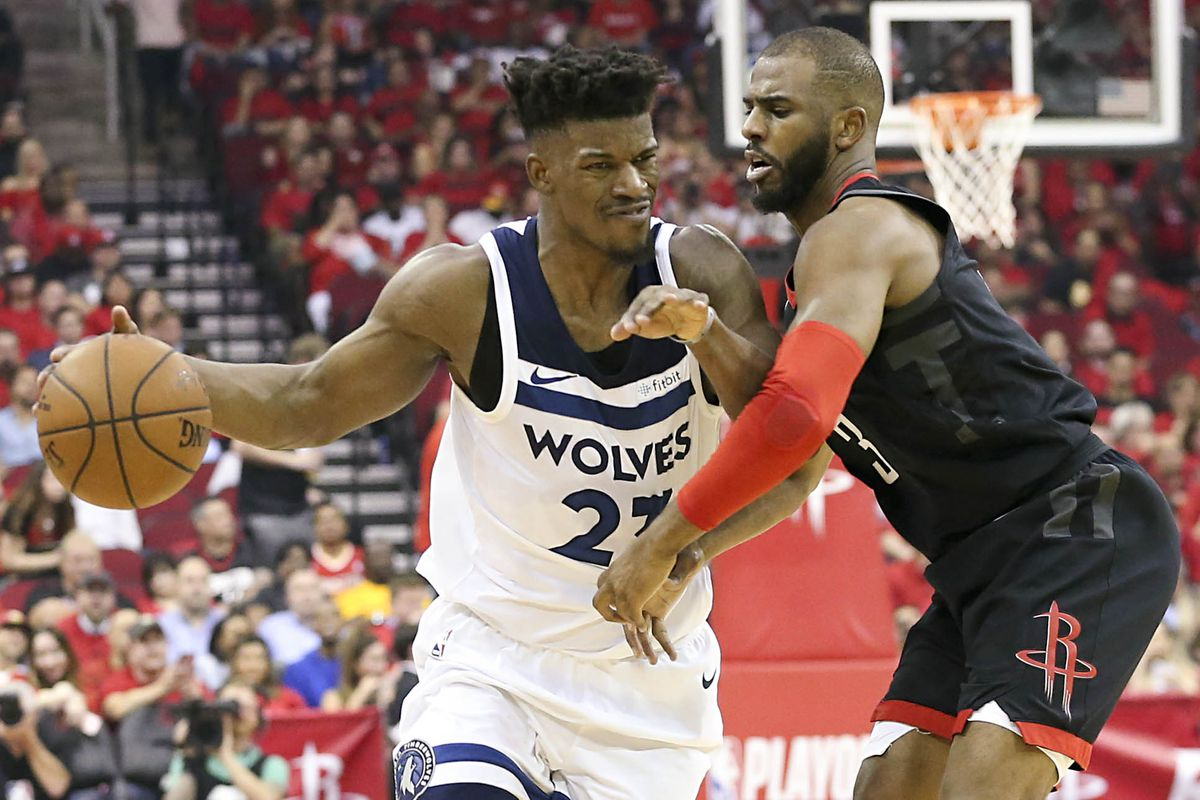 541095118 Jimmy Butler trade to the Rockets  Here s how to make it happen ...