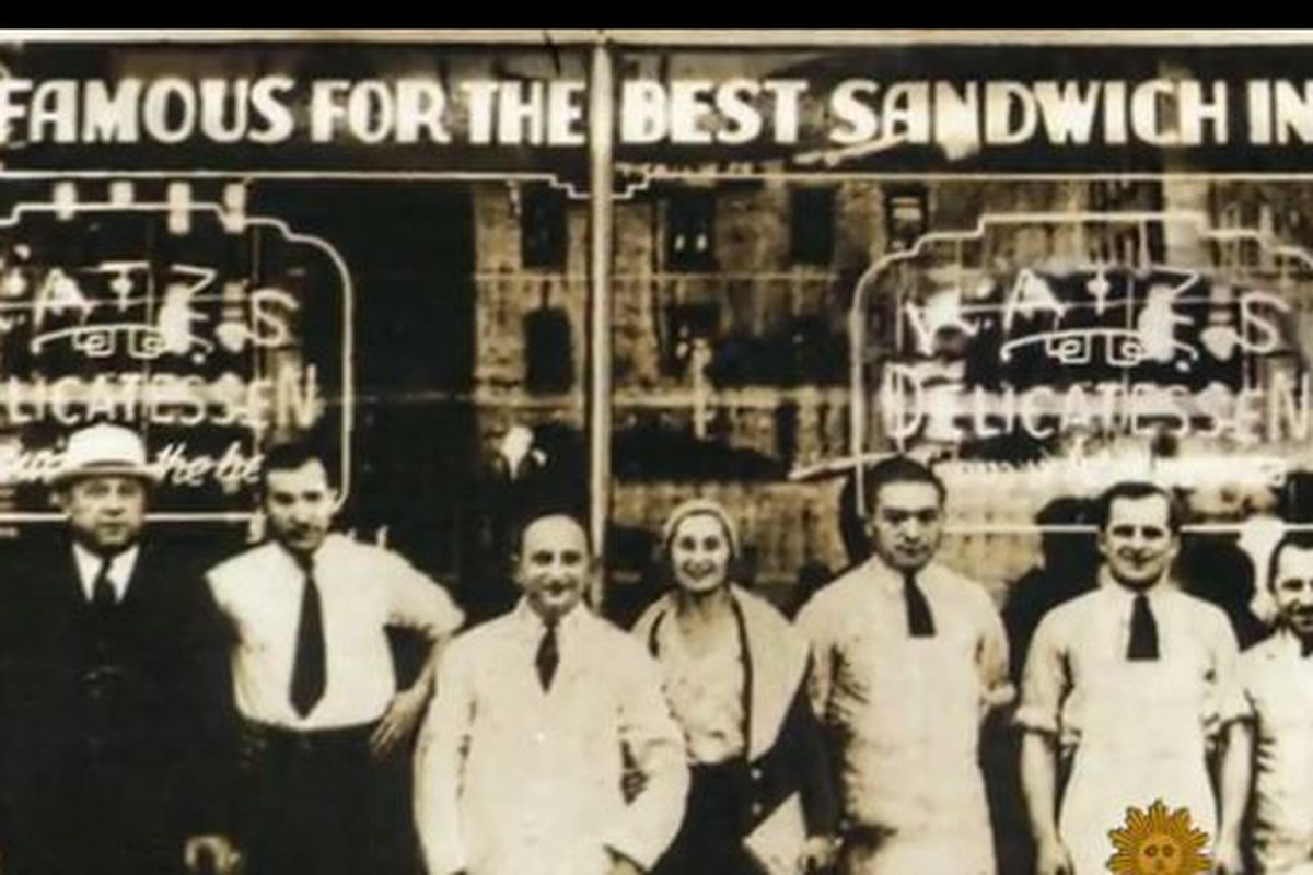 New York City's iconic Katz's Deli opened its doors back in 1888, so CBS  Sunday Morning marks its 125th year with a look back at its storied history,  ...