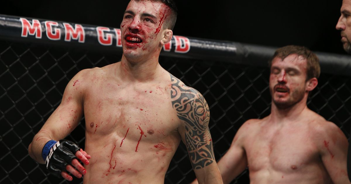 Thomas Almeida: UFC Fight Island 6 performance could lead to permanent move to featherweight