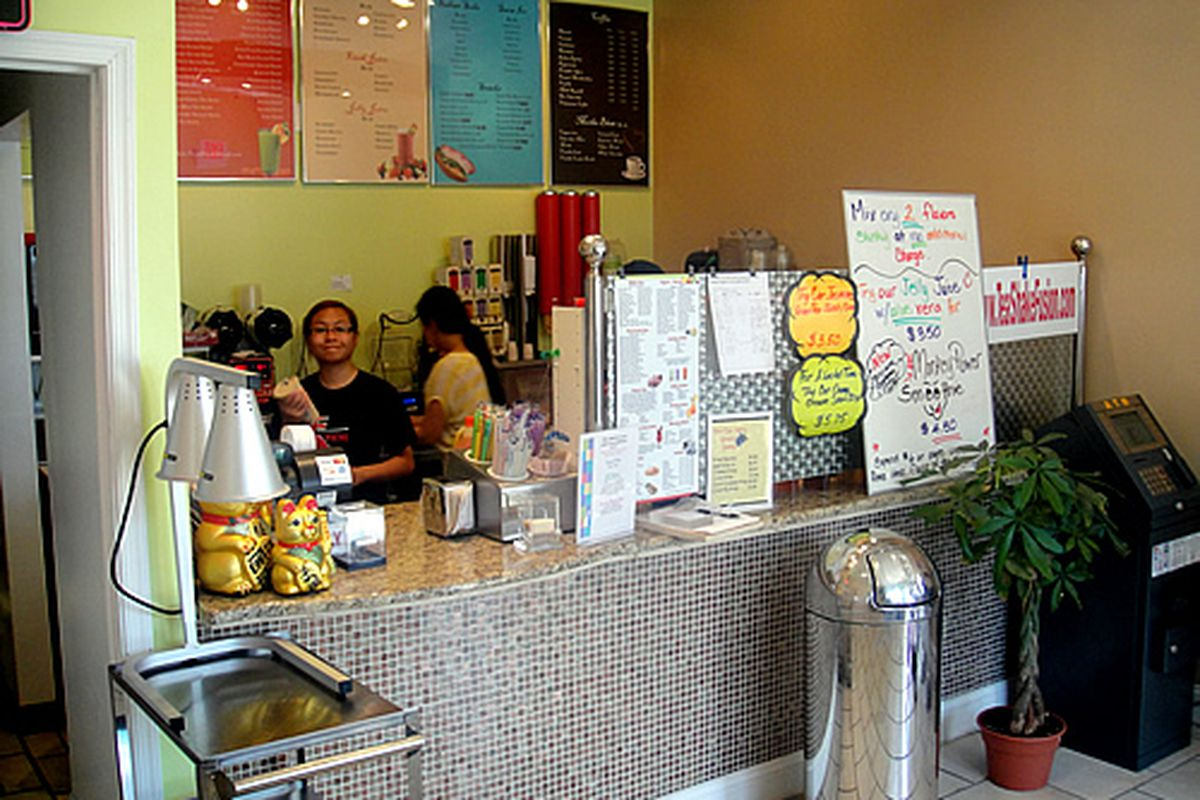 Tea Shake Fusion is turning out the best bubble tea in Philly.
