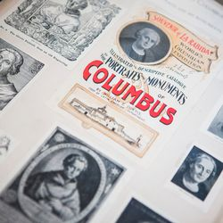 A scrapbook of the 1893 Columbian Exposition. | James Foster/For the Sun-Times