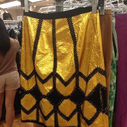 Derek Lam skirt, $999