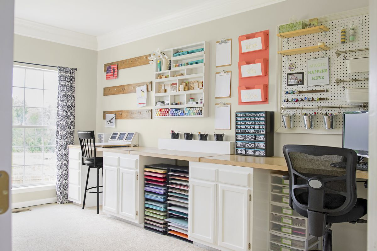Creating The Dream Craft Room For 397 This Old House