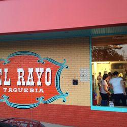 El Rayo Scarborough. [All Photos: Adam H. Callaghan]