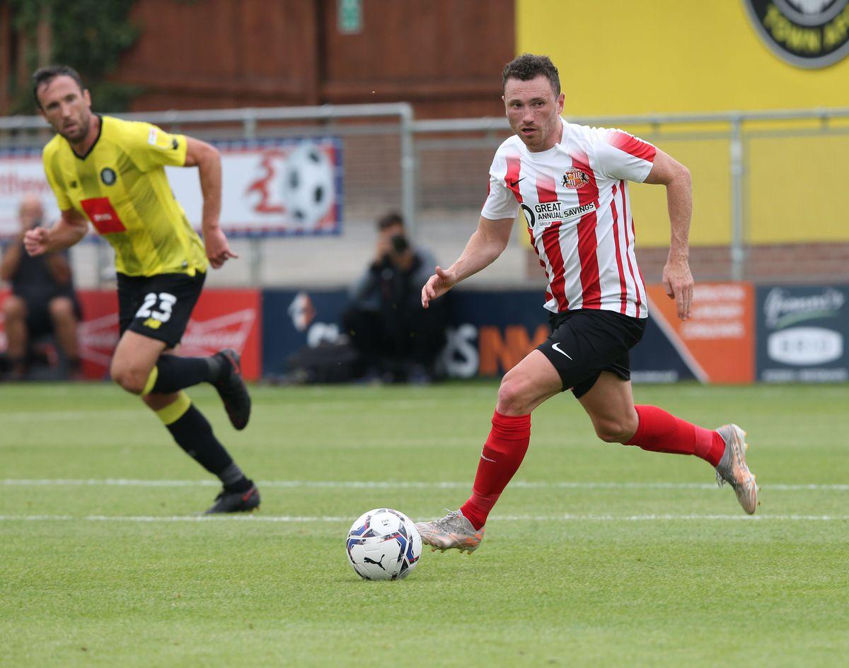 Harrogate v Sunderland - Pre-Season Friendly