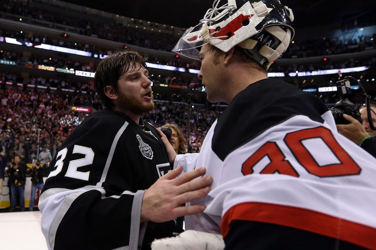 New Jersey Devils Collapsed in 6-1 Loss to Stanley Cup Champion Los Angeles  Kings 258cf8a36