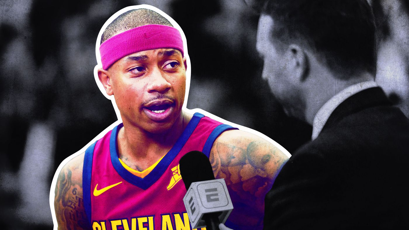 Isaiah Thomas Talked His Way Out of Cleveland - The Ringer