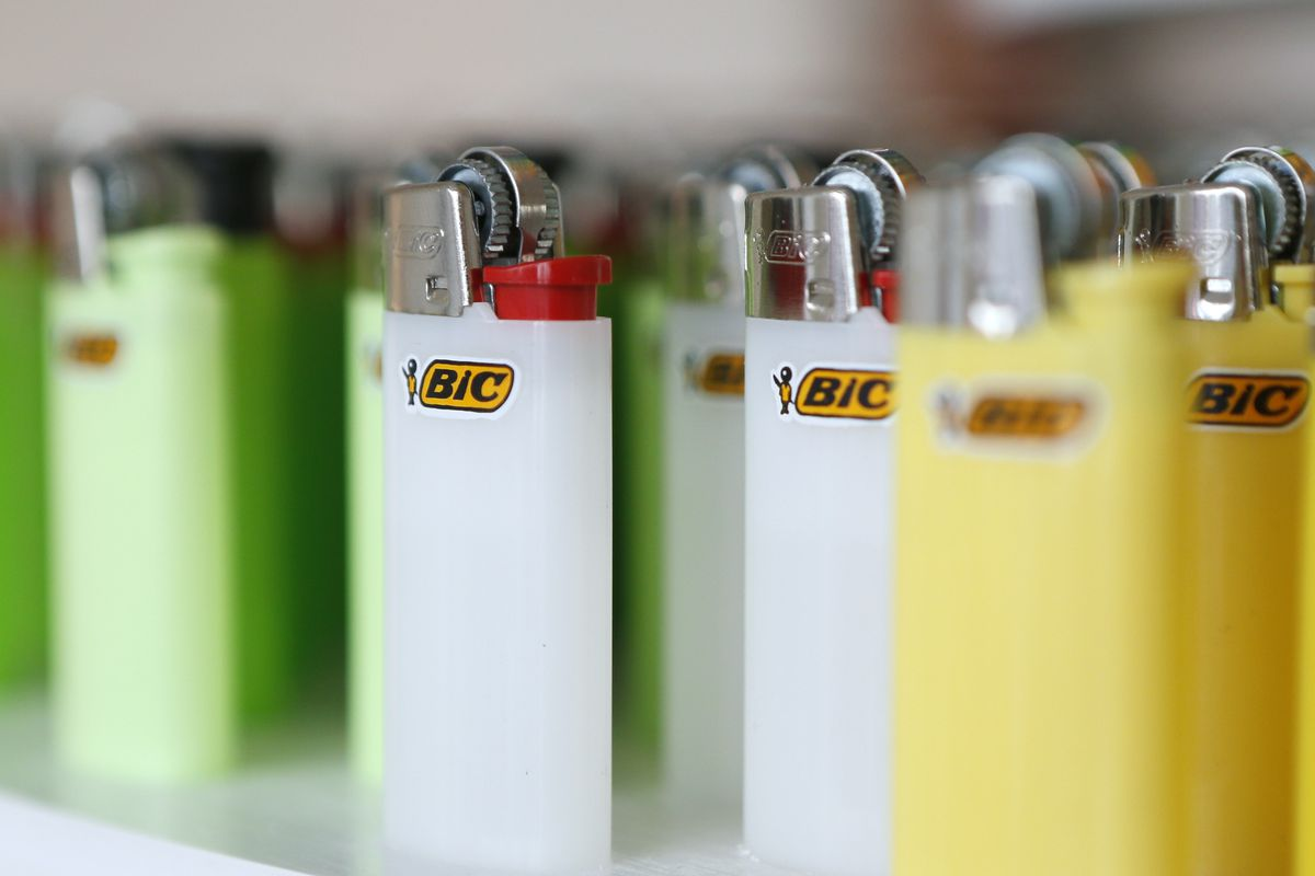 FRANCE-INDUSTRY-BUSINESS-BIC