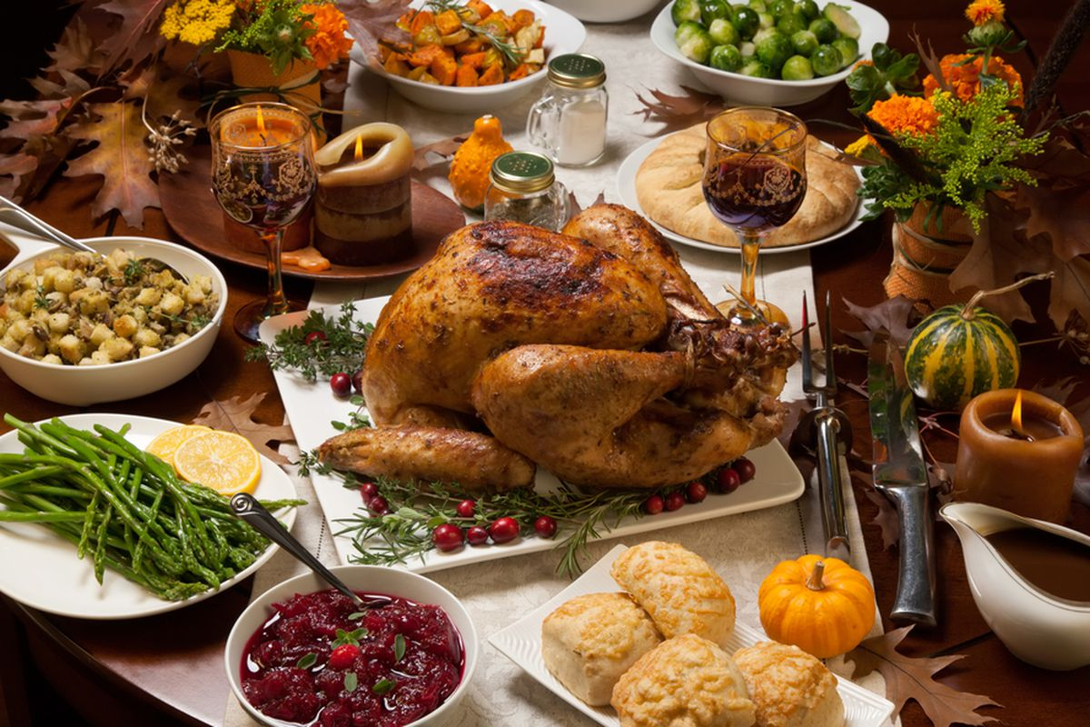 Image result for thanksgiving buffet