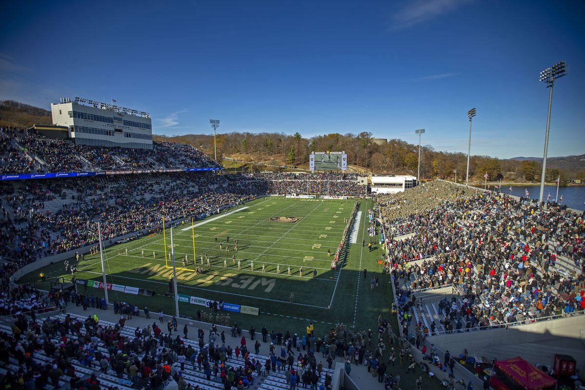 NCAA Football: Massachusetts at Army