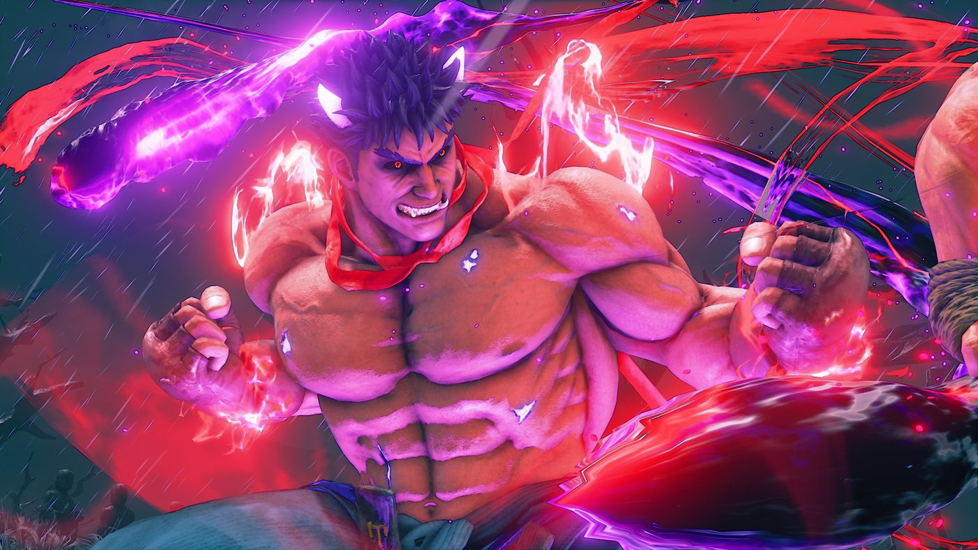 Street Fighter 5's first season 4 character, Kage, revealed