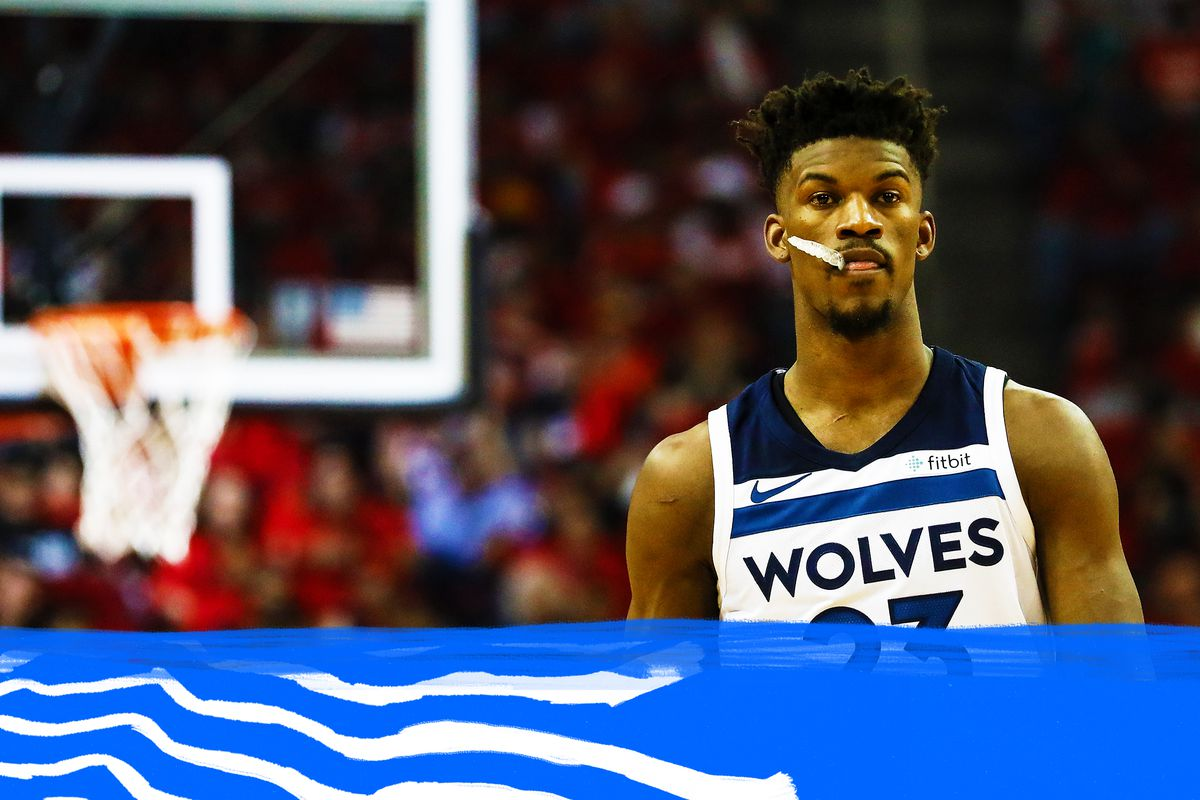 Jimmy Butler Finally Showed Up To A Timberwolves Practice And Yelled At Everyone In Attendance
