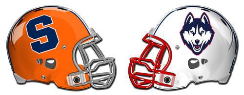 Syracuse Orange vs UConn Huskies