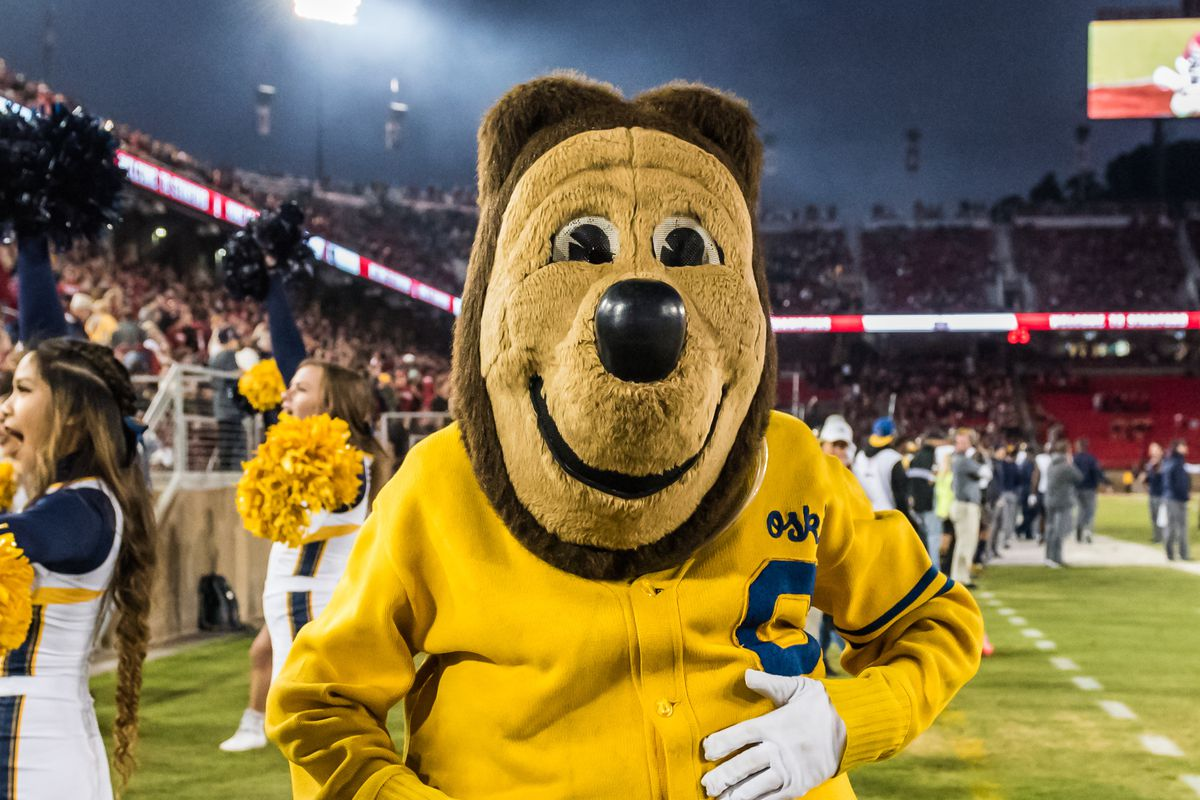 COLLEGE FOOTBALL: NOV 18 Cal at Stanford