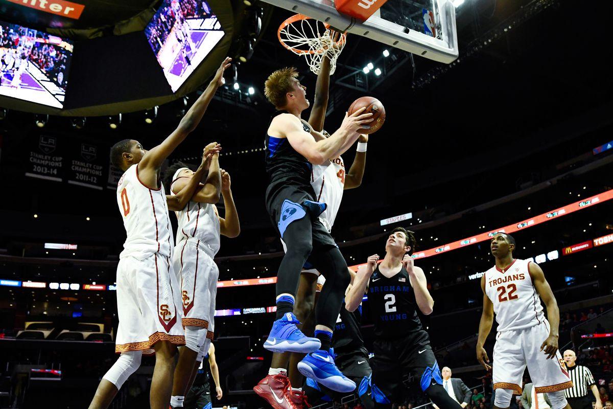 NCAA Basketball: BYU vs Southern California