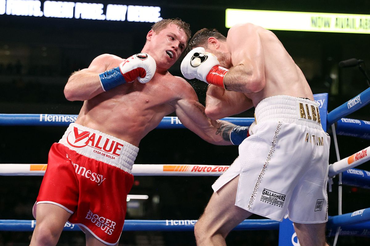 Canelo Alvarez outclasses Callum Smith, wins titles in fourth division - Bad Left Hook