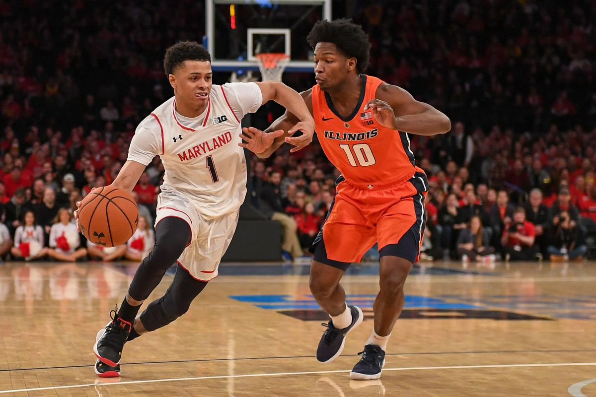 No 3 Maryland Basketball Vs Illinois Preview Everything To