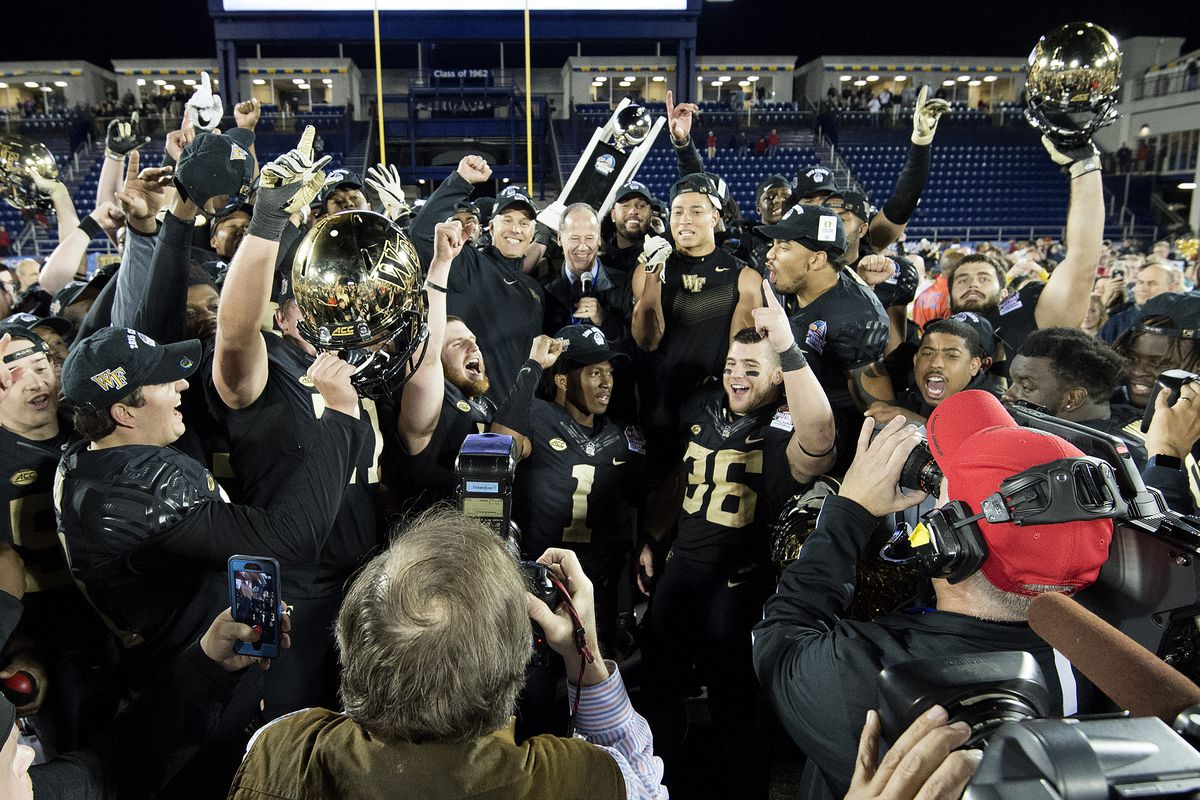 Wake Forest Defeats Temple 34-26 in Military Bowl - Blogger So Dear