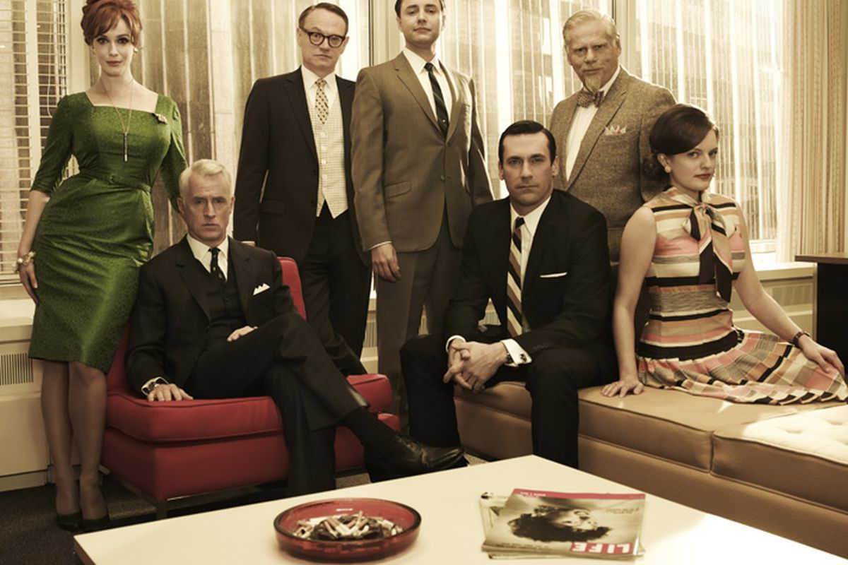 """All photos via <a href=""""http://www.amctv.com/shows/mad-men"""">AMC</a>"""