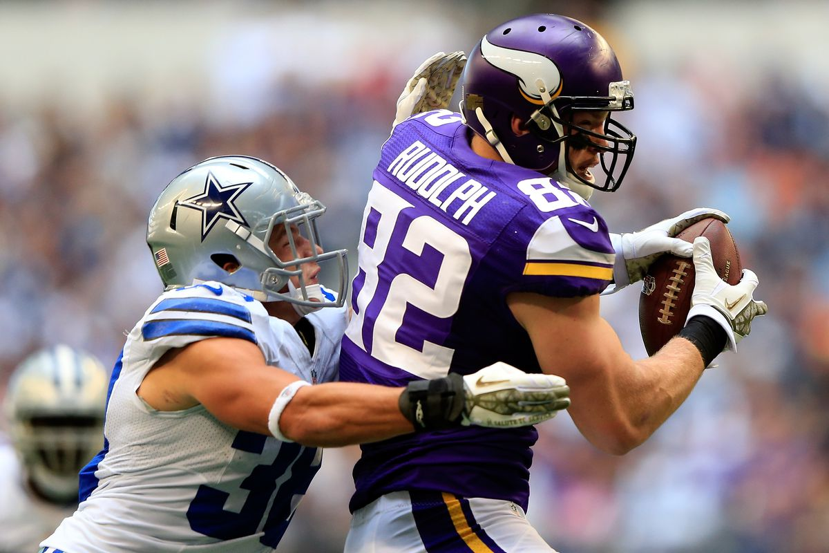 Minnesota Vikings have different types of tight ends moving into the 2017 season