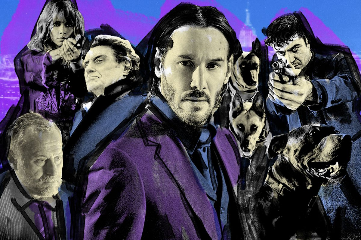 A Complete Guide To The John Wick Universe The Ringer