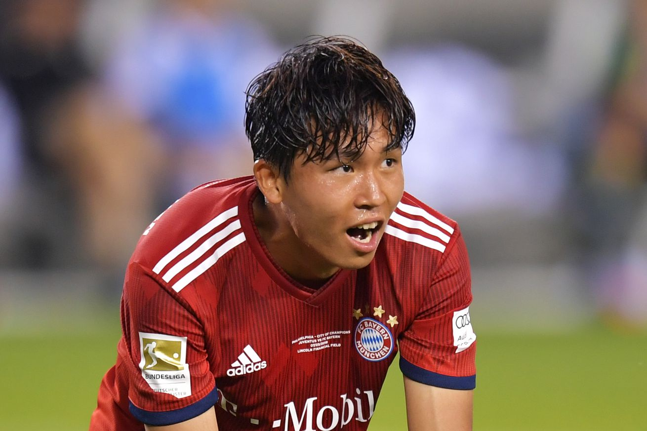 Nurnberg looking to sign Bayern Munich youth star Wooyeong Jeong