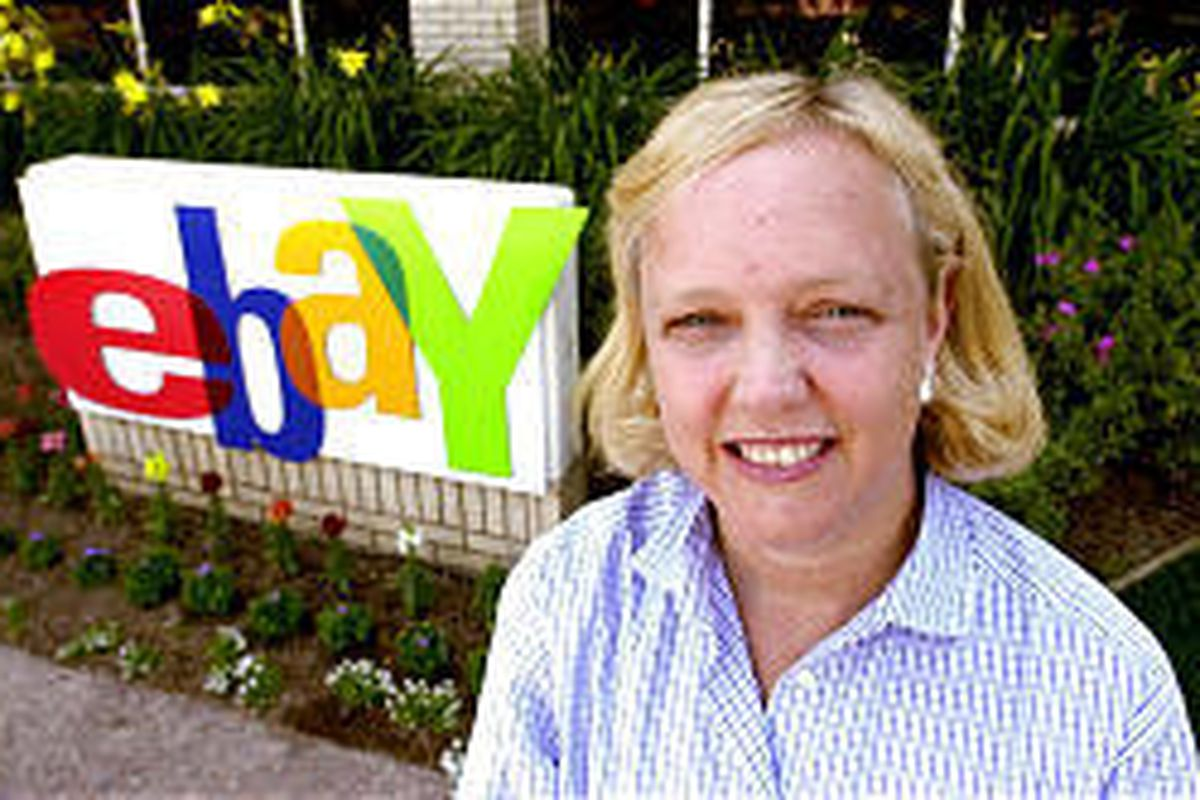 President/CEO of eBay, Meg Whitman, was named the Most Powerful Businesswoman by Fortune magazine due to eBay's significant growth.