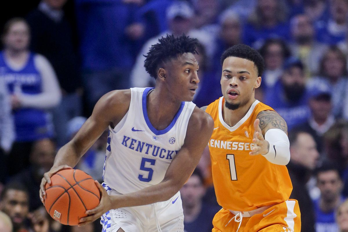 Uk Basketball: Tennessee Vs. Kentucky Recap: Vols Win Streak Snapped In