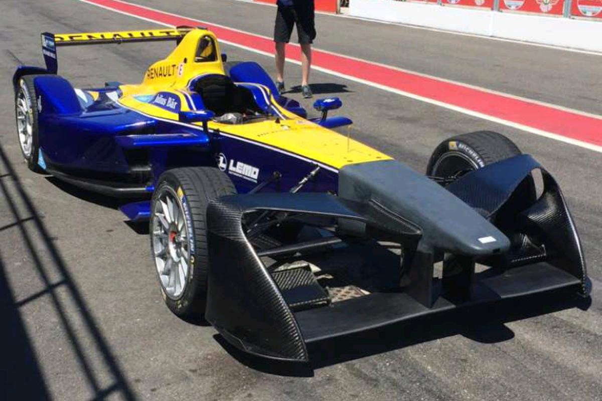 Formula E Cars Are Getting A Futuristic Front Wing For Season